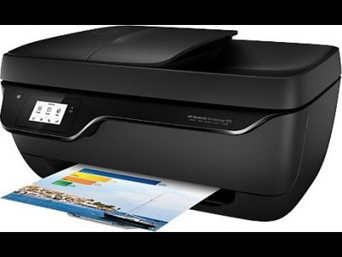 HP Deskjet ink advantage 3835 Printer Review #2