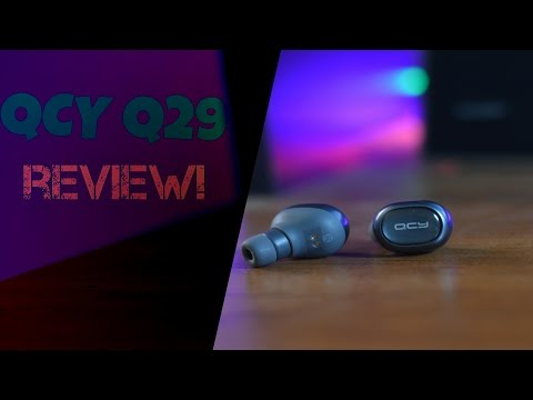 QCY Q29 Wireless Bluetooth Earbuds Review! | Best Budget Earbuds?!
