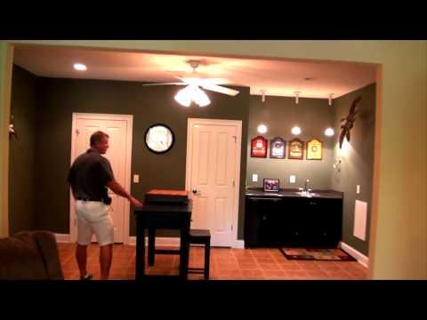 Video w Aerial 806 Kingsford Ct Mike Matt Roach Top Guns