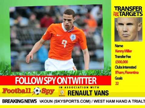Football Spy 12th January 2011 - Liverpool want Blackpool's Charlie Adam