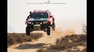 Champion Sahibzada Sultan ♦Complete Race Gwadar Off-Road Rally 2017