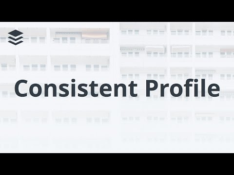 How To Keep a Consistent Profile on Social Media