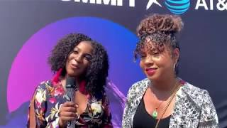 Angela Yee Interview