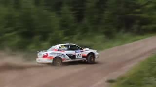 Neste Rally Finland 2017 (inc. Veiby's big crash & close calls)