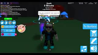 Roblox 10 sub special giveaway (mining simulator)