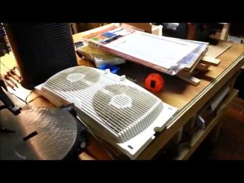 DIY Workshop Filter Box