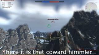 "Hitler plays ""War thunder"""