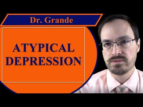 What is Atypical Depression?
