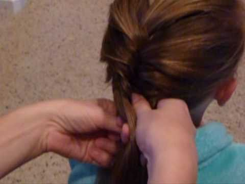 French Fish Braid