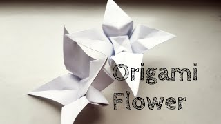 Andy origami videos easy origami flower video tuto mightylinksfo