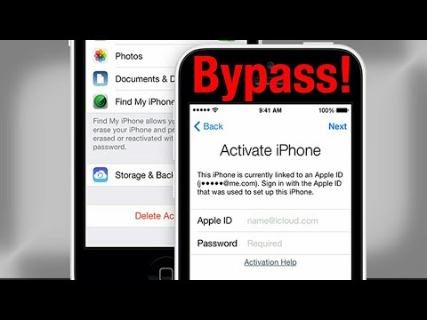 Apple Iphone Activation Lock Bypass   Support All IOS (3gs,4,4s,5,5c,5s,6s,7) Models   Nrasel 4 You