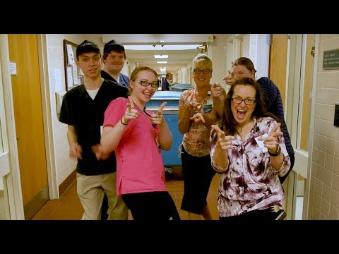 You're My Kaleidoscope: D-H Staff Movin' and Groovin'