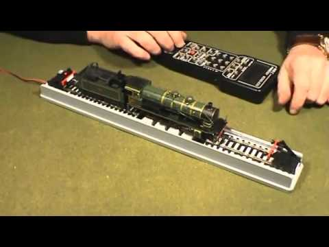Model Railroading HO Rolling Road Tester and Cleaning tool from Proses RR-285