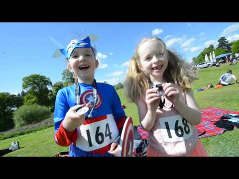 Thousands turn out for Market Drayton 10k
