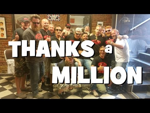 Thanks a Million Subs by the BBQ Pit Boys