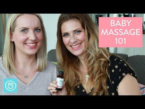 Baby Massage 101 - Baby Massage Course Part One | Channel Mum