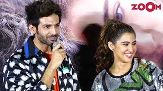 Love Aaj Kal trailer launch | Kartik Aaryan and Sara Ali Khan