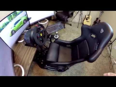 Thrustmaster - Rseat Gaming Setup V2