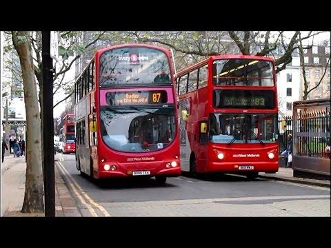 Buses & Trains in Birmingham December 2014