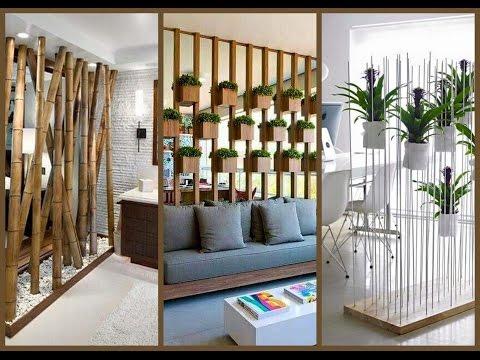 28 Wonderfully Designed Room Divider Ideas- Plan n Design