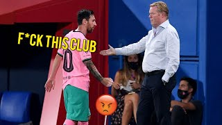 Craziest \u0026 Shocking Football Chats/Dialogues You Surely Ignored [4] ● Disrespect in Football