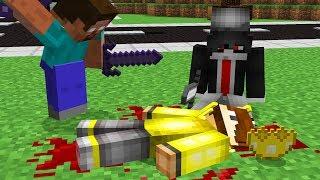 Ismetrg ÖldÜ! 😭 - Minecraft
