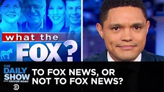 Dems Divided Over Appearing on Fox News | The Daily Show