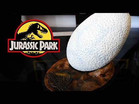 YOU BRED RAPTORS? Chronicle Collectibles Raptor Egg Unboxing