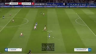 F1RF Pokalfinale/// HSV vs S04 erxc_bxr vs F1RF_MarvWiesel