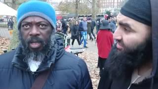 Hebrew debates Muslim