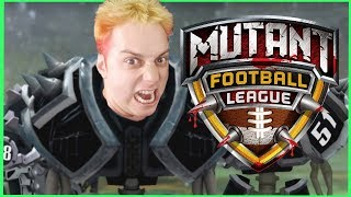 EXTREME MURDER FOOTBALL [Mutant Football League]