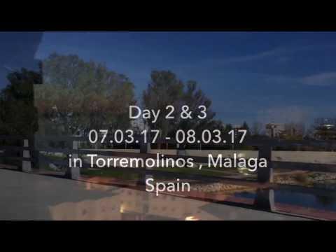 Day 2 & 3 In Malaga Torremolinos Spain 07.03.17 - 08.03.17 ✈️🌎