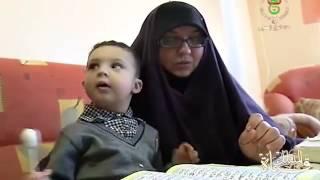 yahyaالطفل المعجزة يحيى حافظ للقرآن وعمره سنتان من الجزائر