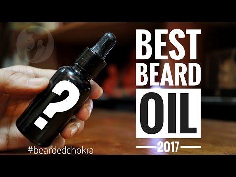 Best Beard Oil 2017   Bearded Chokra