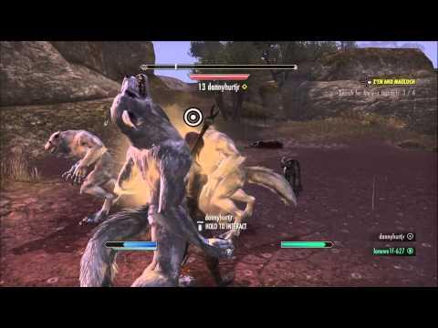 Elder scrolls online how to be a werewolf in dominion