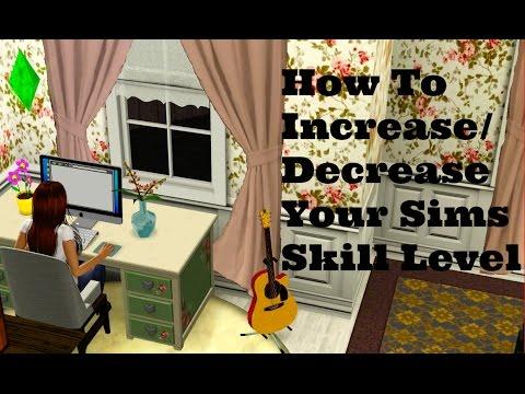 Sims 3- Skill Cheat!