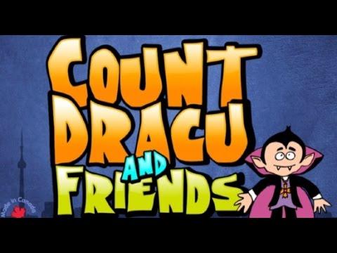 CountDracu1 Interactive Storybook iPad App Review