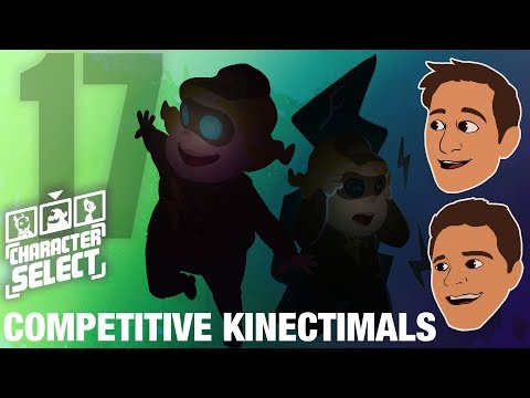 Competitive Kinectimals - Character Select #17