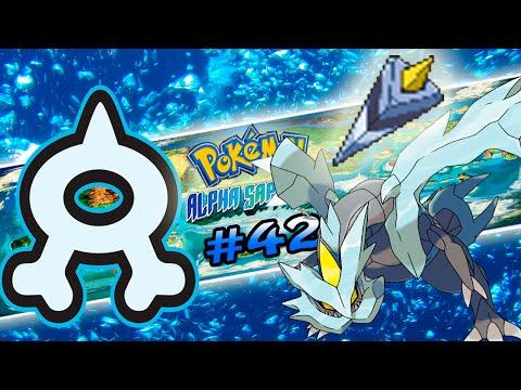 Pokémon Alpha Sapphire Parte 42 - Kyurem e DNA Splicers