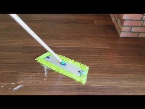 Chenille Dry Mop Pad