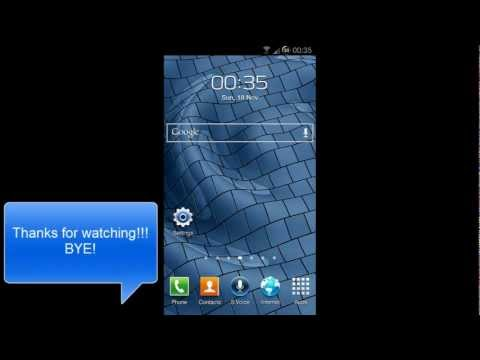 Samsung Galaxy S3 - Track your phone if LOST or STOLEN! Easy&Fast! No external apps!