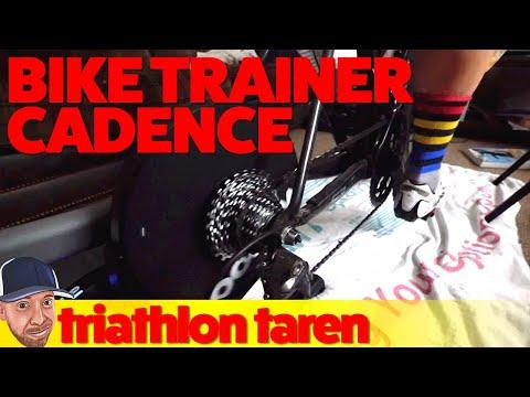 Bike Trainer Workout: Over/Under Cadence