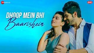 Dhoop Mein Bhi Baarishein - Yasser Desai |Ankit B & Ridhi Dogra| Amjad Nadeem | Zee Music Originals