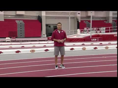 Long Jump and Triple Jump Approach Runs