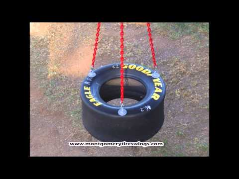 3 Point Tire Swings
