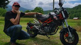 4 How to customize the Benelli TnT 135 - PakVim net HD