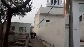 یہ نواز شریف کا گاؤں اور گھر ہے. امارا، تھنارارٹن नवाज़ शरीफ का गाँव और घर .. जाती उमरा