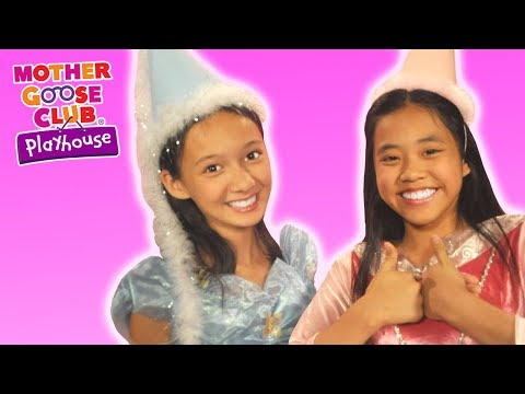 Princess Hats + the Blanket Monster | Princesses and More | Mother Goose Club Playhouse Kids Video