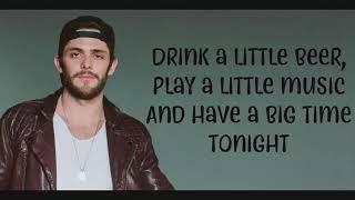 Thomas Rhett  Drink A Little Beer Feat Rhett Lyricsletra Video 4k