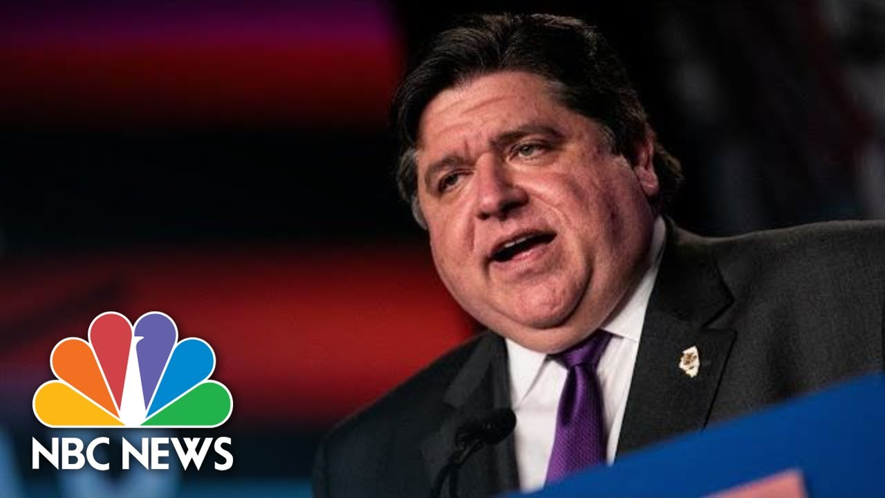 Illinois Gov. Pritzker Holds Coronavirus Briefing | NBC News